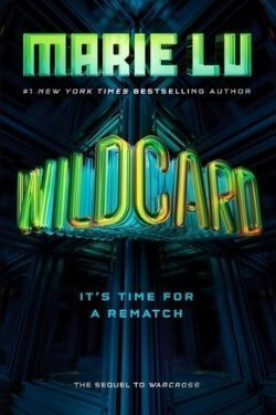 book cover Wildcard by Marie Lu