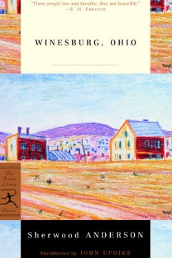 book cover Winesburg, Ohio by Sherwood Anderson