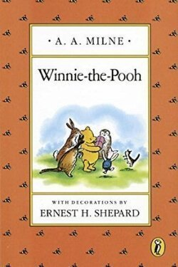 book cover Winnie-the-Pooh by A. A. Milne