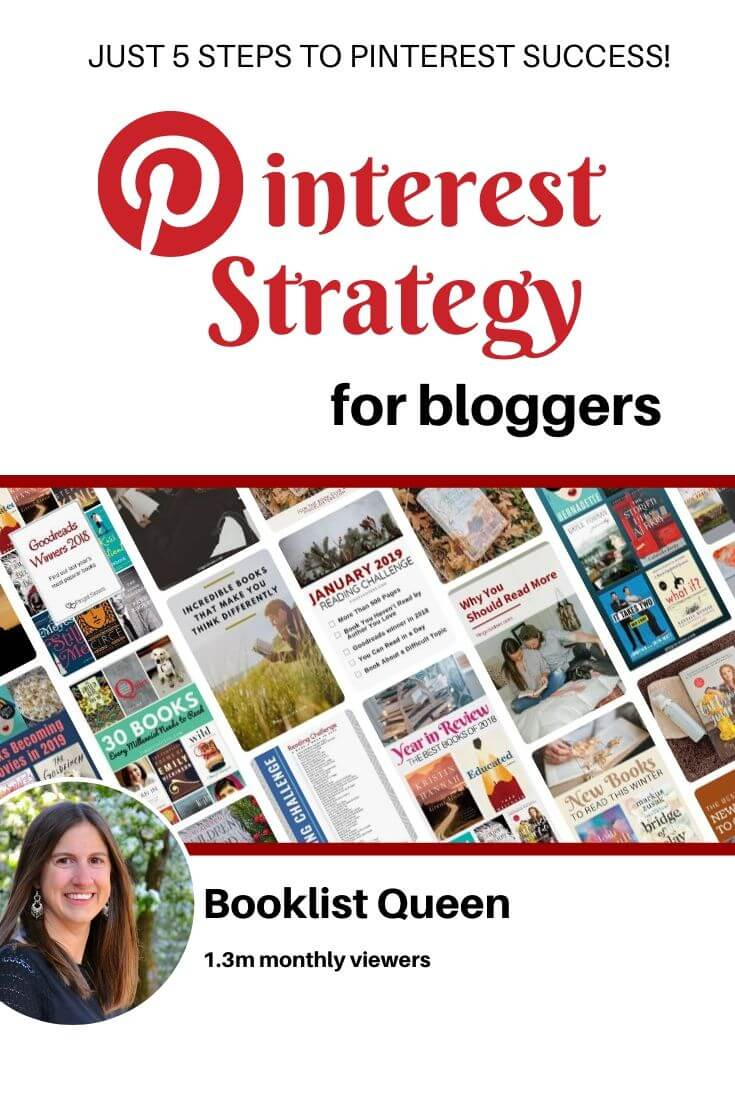 Winning Pinterest Strategy for Bloggers