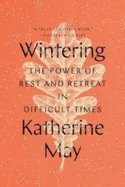 book cover Wintering by Katherine May