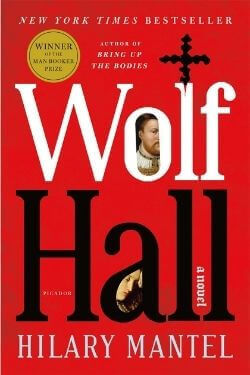 book cover Wolf Hall by Hilary Mantel