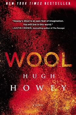 book cover Wool by Hugh Howey
