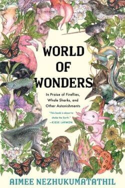book cover World of Wonders by Aimee Nexhukumatathil