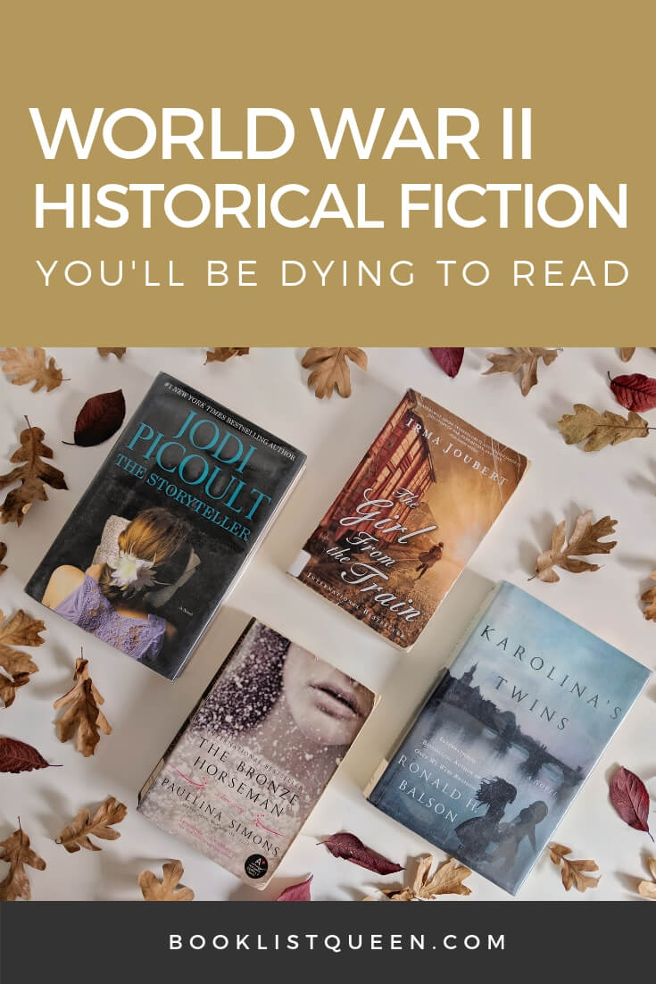 World War II Historical Fiction You'll Be Dying to Read