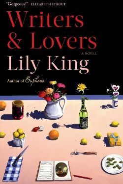 book cover Writers & Lovers by Lily King