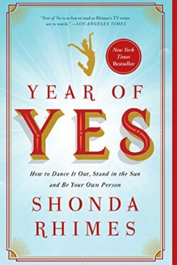 book cover Year of Yes by Shonda Rhimes